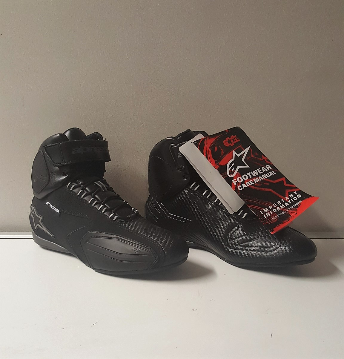 Faster WP Shoes Alpinestars Taille 42