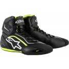 Bottines ALPINESTARS Faster 2 Black and Yellow  TAILLE 45